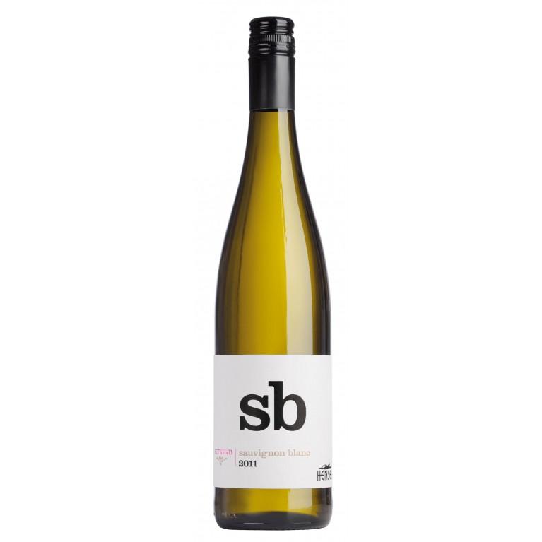 """Hensel Sauvignon Blanc 2015 """"Aufwind"""" trocken"""