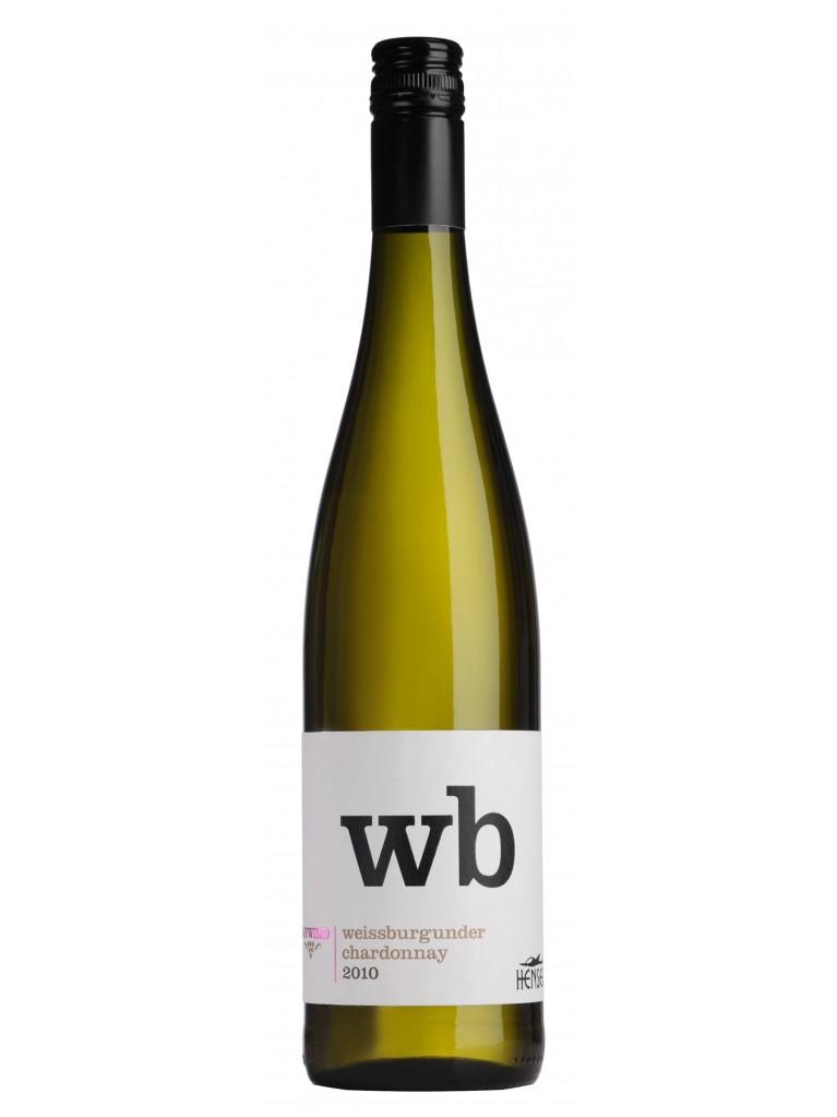 Hensel Weißburgunder & Chardonnay trocken 2015